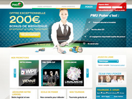 screen PMU Poker